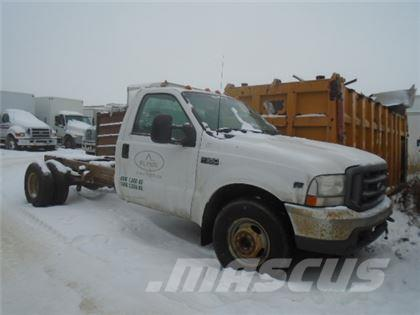 Ford F350 CAB AND CHASSIS