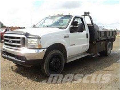 Ford F550 XL SD DECK TRUCK