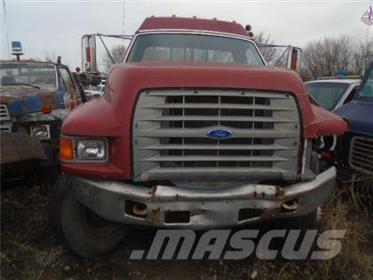 Ford F700 CAB & C HASSIS