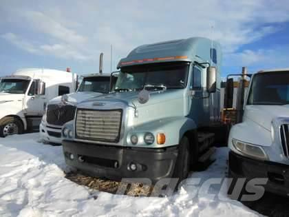 Freightliner CST120 Sleeper Truck Tractor (T/A)