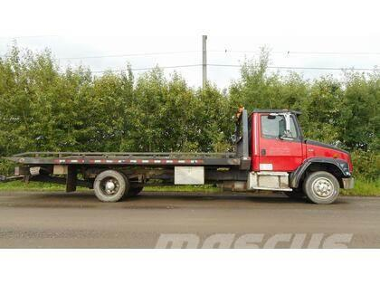 Freightliner FL60 ROLL-BACK 2 CAR HAULER