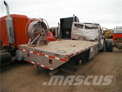 Freightliner Single Axle Flatbed Truck PARTS ONLY
