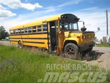 GMC 6000 54 passenger bus