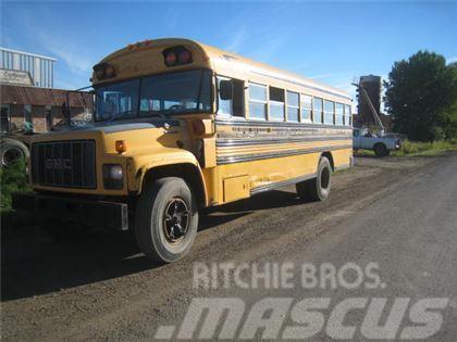 GMC 7000 S/A BUS