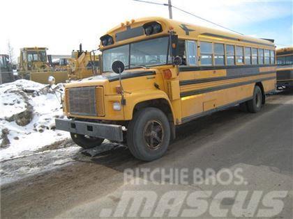 GMC BLUEBIRD BUS