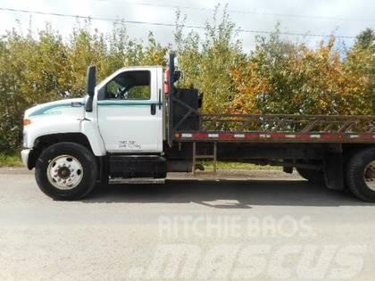 GMC C7500 Single Axle Deck Truck