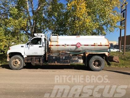 GMC C8500 8700 LITRE SINGLE AXLE WATER TANK TRUCK