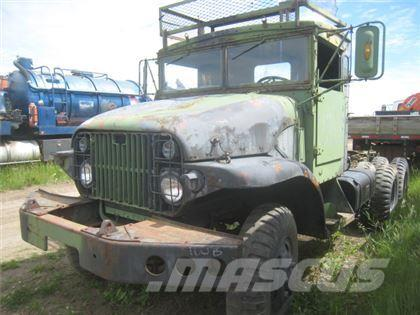 GMC M207 6x6 Cab & Chassis