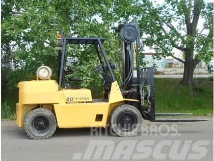 Hyster H80XL Forklift