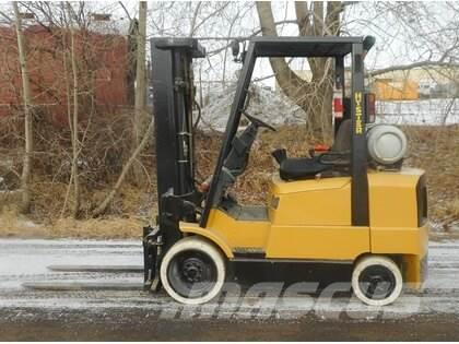 Hyster S55XM Forklift