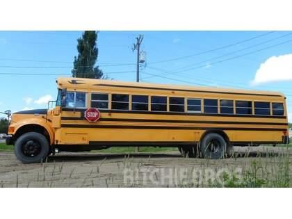 International 3800 Single Axle Party Bus