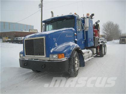 International 9200 T/A PICKER TRUCK
