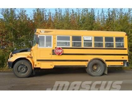International PB10500 CE200 36 Passenger Single Axle School Bus