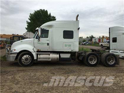 International Prostar Limited Sleeper Truck Tractor (T/A)