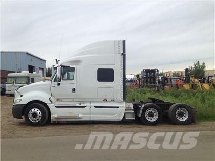 International Prostar Plus Sleeper Truck Tractor (T/A)