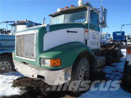 Used International Trucks >> International T A Truck Tractor Tractor Units Price 1 467 Year