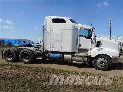 Kenworth T600 Sleeper Truck Tractor (T/A)
