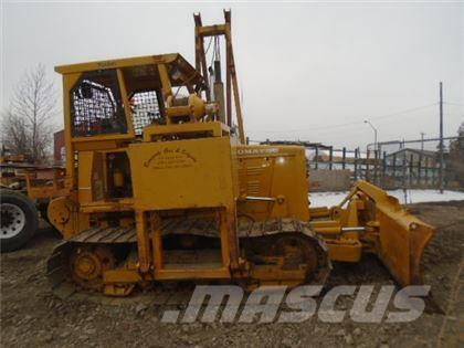 Komatsu D31P-18 COMBINATION PIPELAYER