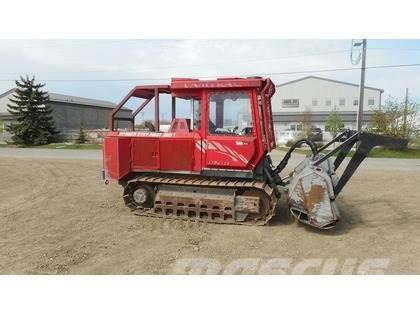 Lamtrac LTR6125 Mulcher with Winch
