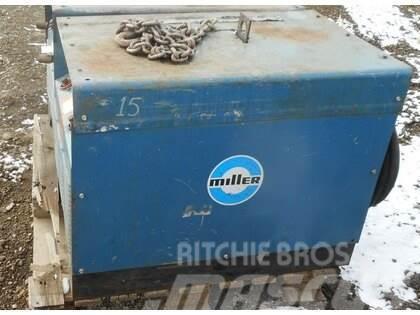 Miller SRH333 Rectifier Welder