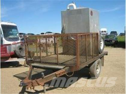 [Other] Custom Built S/A UTILITY TRAILER