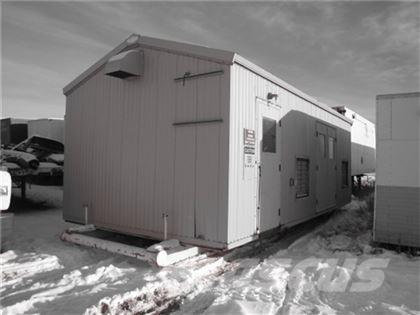 [Other] SKID MOUNTED CUSTOM BUILT DUAL GENERATOR SHED
