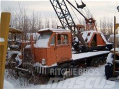 P&H 55 T/A MOBILE CRANE
