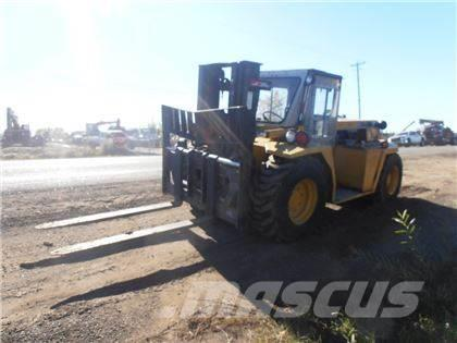Sellick SG60 4X4 ROUGH TERRAIN FORKLIFT