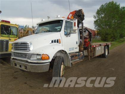 Sterling ACTERRA S/A BOOM TRUCK