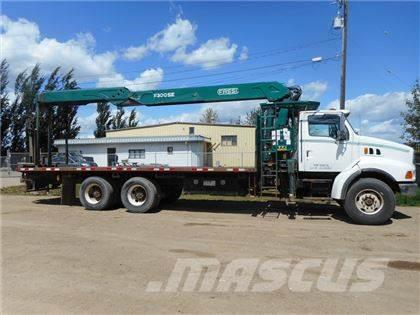 Sterling LT9513 TANDEM AXLE WITH FASSI F300SE BOOM TRUCK