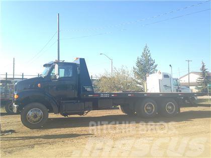 Sterling Tandem Axle Rollback Truck