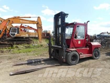 Taylor TE-155S FORKLIFT