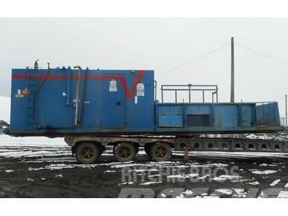 Utility Room/Junk Box Oilfield Skid Shack