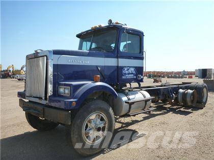 Western Star 4800 T/A CAB AND CHASSIS