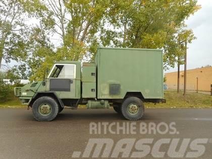 Western Star 4x4 Military Truck