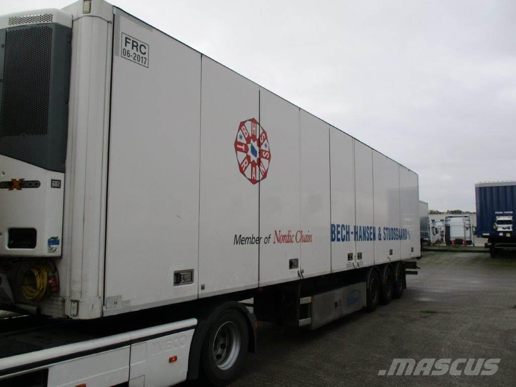 Ekeri FRC SEMI-TRAILER