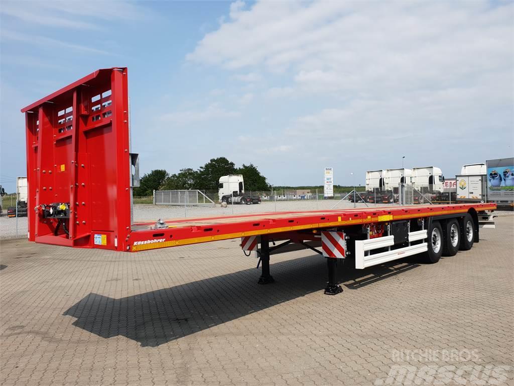Kässbohrer Heavy Duty Fuld Metallisering 6,9 meter udtræk Kæ