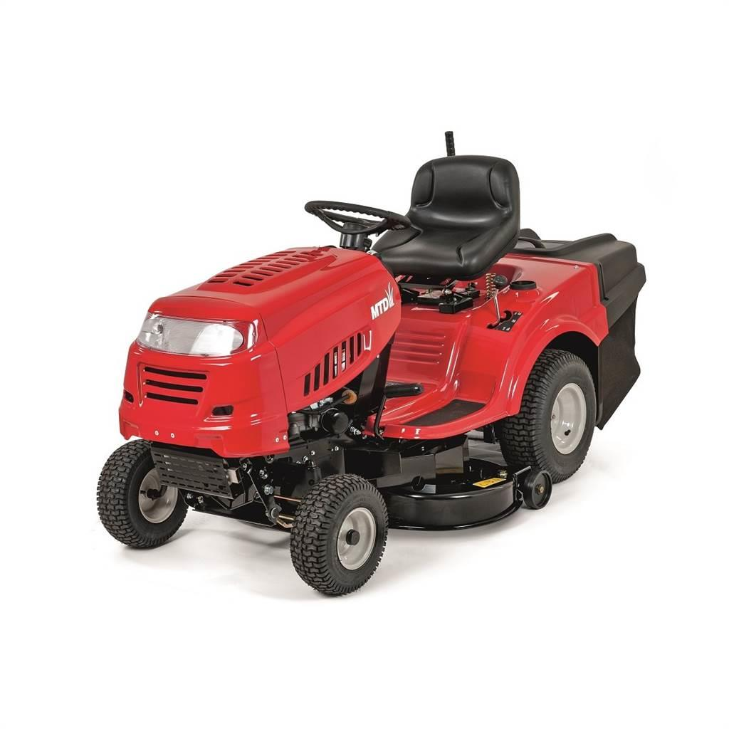 [Other] garden tractor with mtd 92 basket