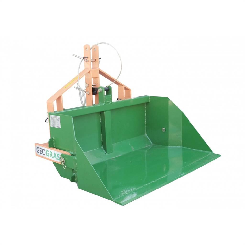 [Other] transport box 120 cm with manual tipper, load capa