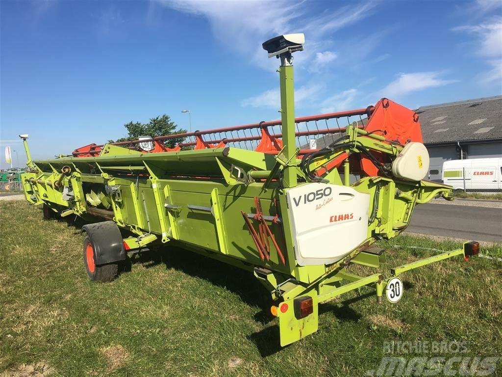 CLAAS V1050 med Laser
