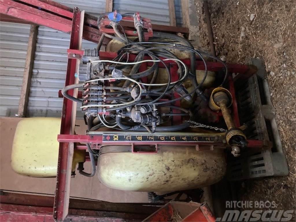 Hardi 1000 liter 15 meter bom