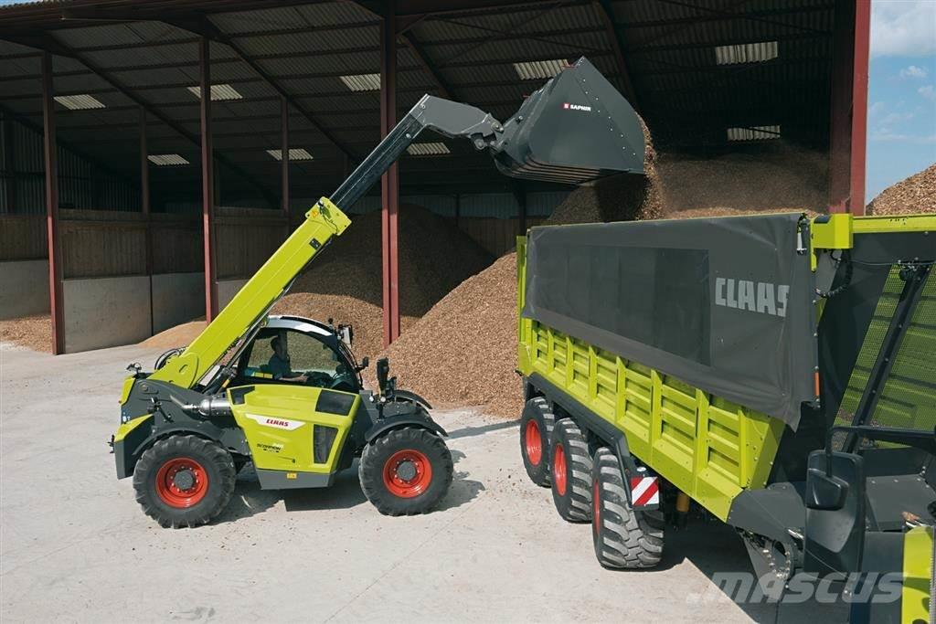 CLAAS SCORPION 746 Stage 5