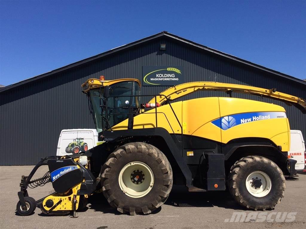 New Holland FR 9060 3.8m. Pick up