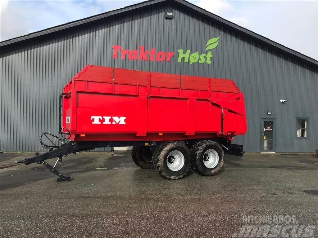 Tim 180/230 Overbygning - 600/55R26.5 hjul