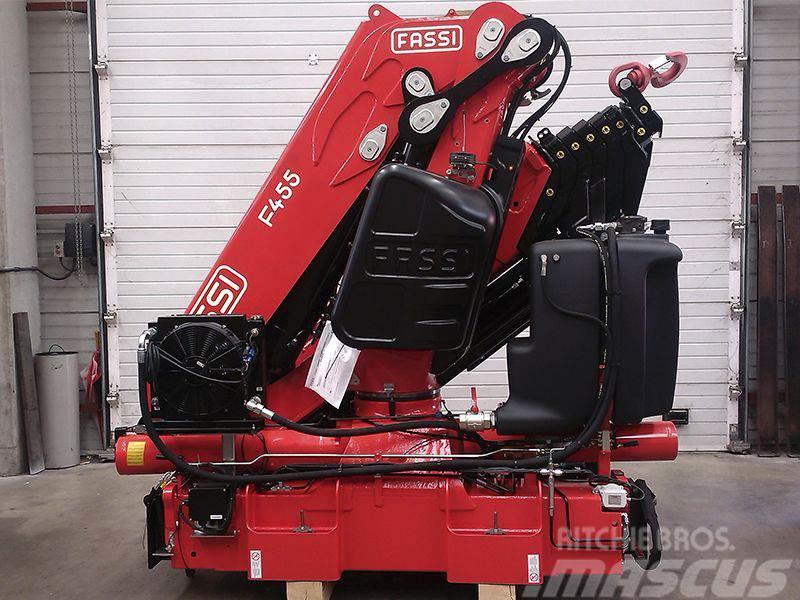 Fassi F455A.2.28 e-dynamic