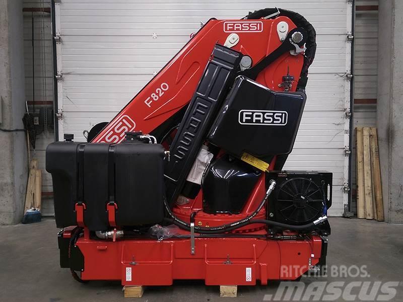 Fassi F820RA.2.26 xhe-dynamic