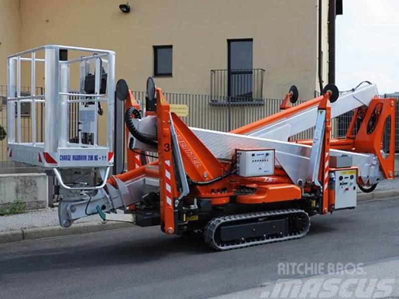 Multitel Pagliero SMX 250