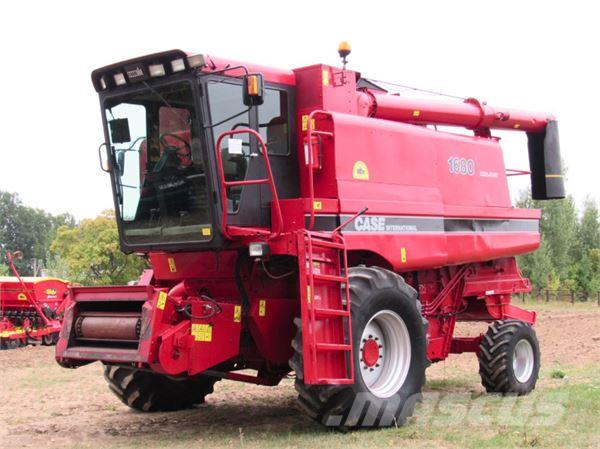 Case Ih 1680 : Used case ih combine harvesters year price