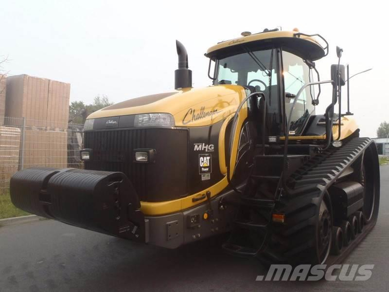 Challenger MT 875 B