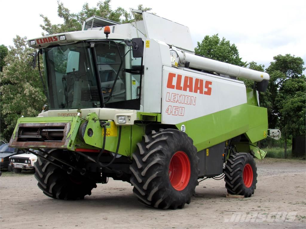 CLAAS 460